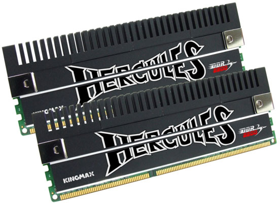 Kingmax Hercules DDR3 kit