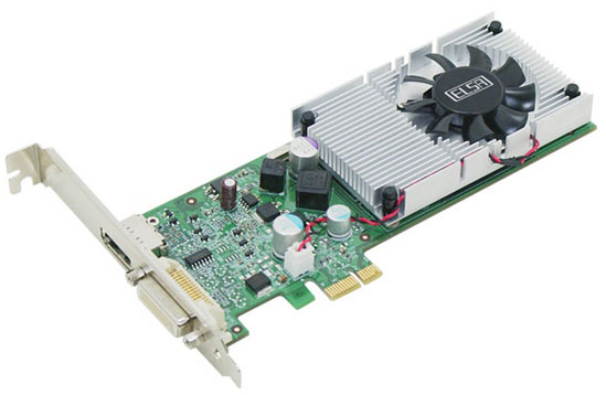 ELSA_Gladiac_210_PCIe_x1_side