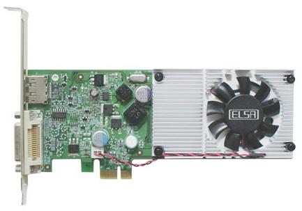 ELSA_Gladiac_210_PCIe_x1_top
