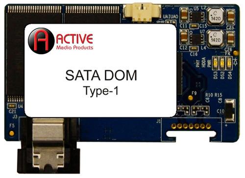 AMP SATA DOM Type-1