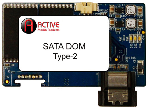 AMP SATA DOM Type-2