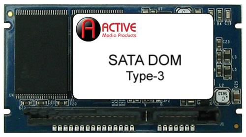 AMP SATA DOM Type-3