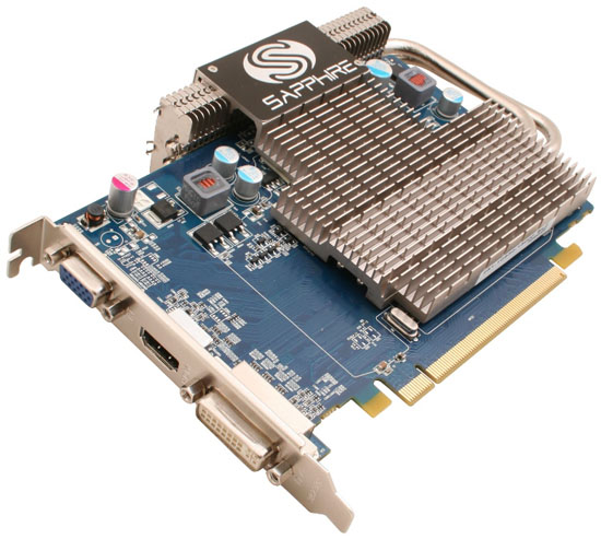 Radeon HD 5550