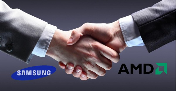 Samsung-AMD-merger
