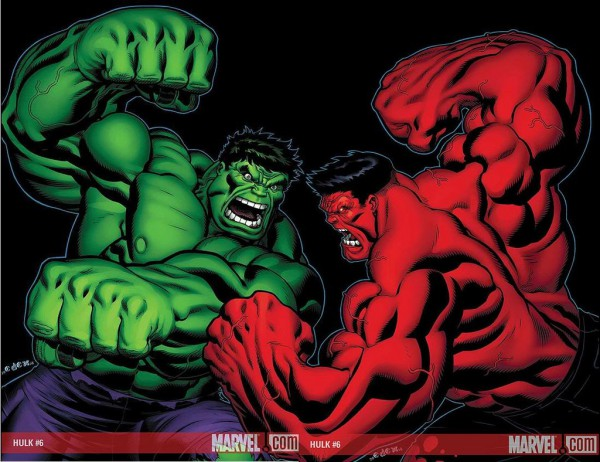 green-vs-red