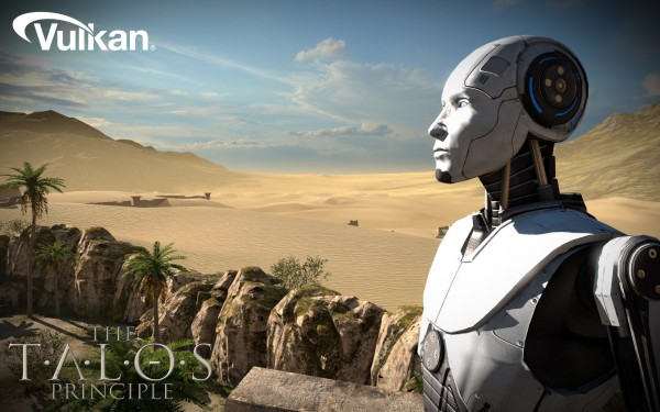 Vulkan The Talos Principle