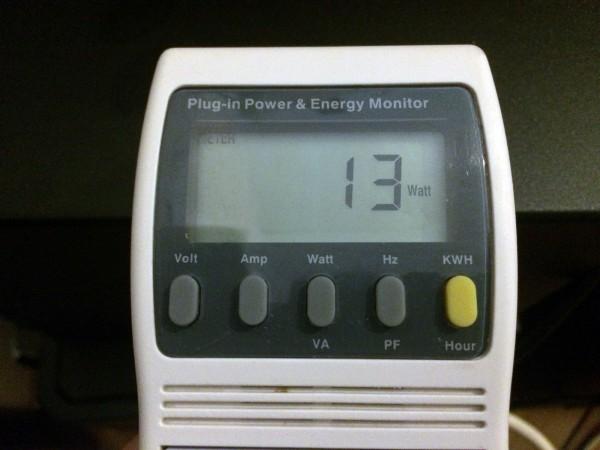 asustor-power-usage