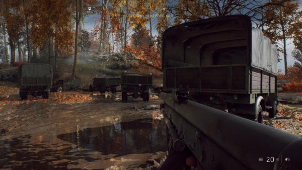 Battlefield RTX High Truck