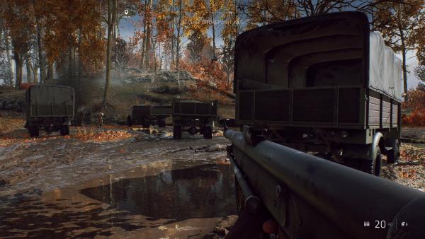Battlefield RTX Medium Truck