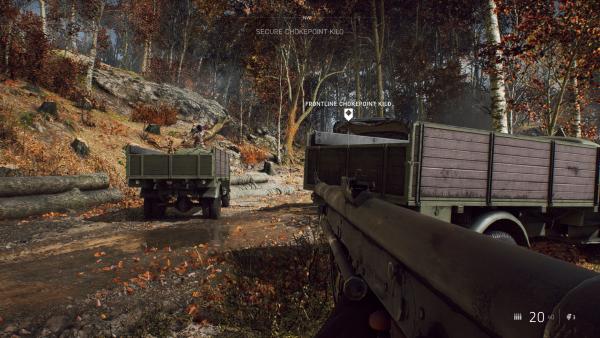 Battlefield RTX Ultra DLSS Off