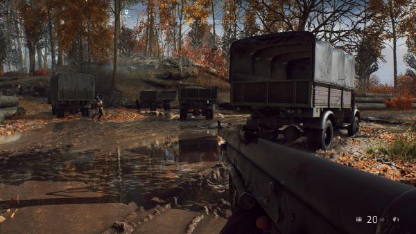 Battlefield RTX Ultra Truck